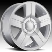 2007 1500 Silverado Silver
