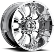 II Crave Offroad NX-1 Chrome