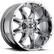 II Crave Offroad NX-3 Chrome