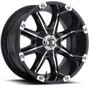 II Crave Offroad NX-3 Gloss Black
