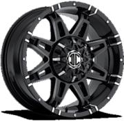 II Crave Offroad NX-6 Gloss Black