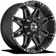 II Crave Offroad NX-6 Satin Black