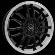 ADR-87 J Speed Black Wheels