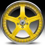 AF118 Yellow