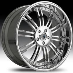 Asanti AF128 Chrome Wheel
