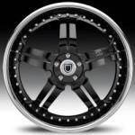 AF135 Black