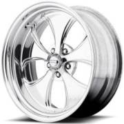 American Racing Vintage Forged VF491 Polished