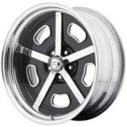 American Racing Vintage Forged VF493 Grey Polished