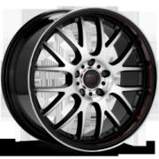 ASA AR3 Machined Black Red Stripe
