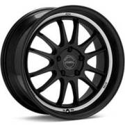 ASA GT06 Black Machined