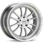ASA GT06 Bright Silver Machined Lip