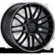 ASA GT1 Machined Black
