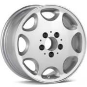 ASA Type 8 Silver