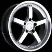 Ace Alloy Concept 5 Silver Machine Lip