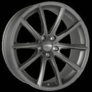 Ace Alloy Convex Titanium Wheels