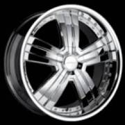 Ace Alloy Deluxe Chrome