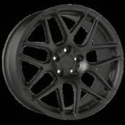 Ace Alloy Mesh 7 Matte Mica Gray Wheels