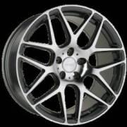 Ace Alloy Mesh 7 Mica Gray Wheels