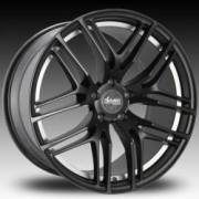 Advanti Racing BO Bello Matte Black