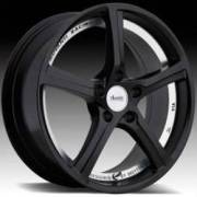 Advanti Racing 15th Anniversary Matte Black