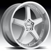 Advanti Racing A2 Traktion Silver
