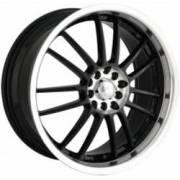 Akita Racing 425 Black Machined
