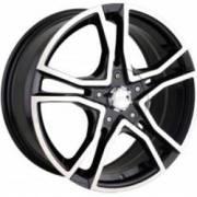 Akita Racing 485 Black Machined