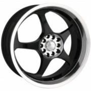 Akita Racing 490 Black Machined