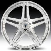 Asanti ZLT AF170 Chrome Forged Wheels
