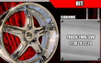 Bigg Hitt Wheels