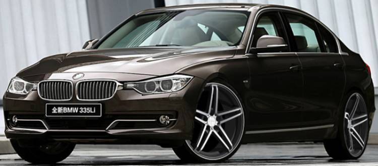 TIS 536MB machine black on BMW