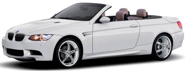 II Crave No. 14 Chrome on BMW M3