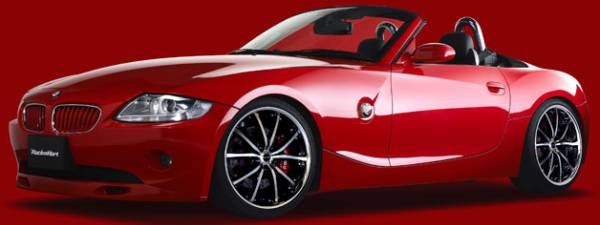 RacingHart ZERO 1 19 inch for BMW Z4