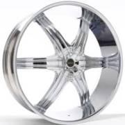 Bassani B109C Chrome Wheels