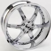 Bassani B105C Chrome Wheels