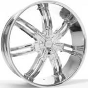 Bassani B106C Chrome Wheels