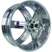 Bassani B108C Chrome Wheels