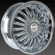 Borghini BW 190 Chrome Wheels