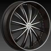 Borghini BW 19 Machined Black
