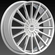 Borghini BW 22 Chrome Wheels