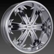 Borghini BW 26 Chrome Wheels