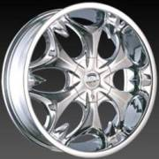 Borghini BW B3S Chrome Wheels