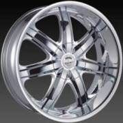 Borghini BW B7S Chrome Wheels