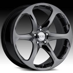 Boss Motorsports 318 Black Chrome