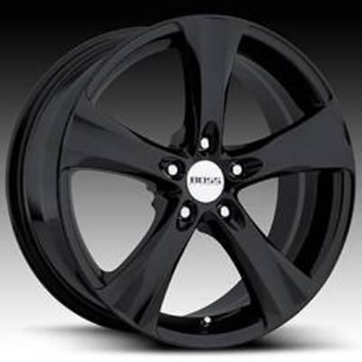 Boss Motorsports 328 Black