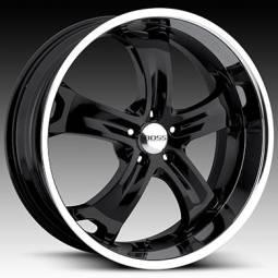 Boss Motorsports 329 Black