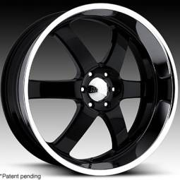 Boss Motorsports 330 Black
