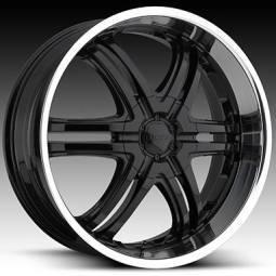 Boss Motorsports 331 Black