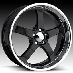 Boss Motorsports 335 Black