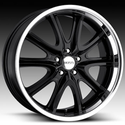 Boss Motorsports 336 Black